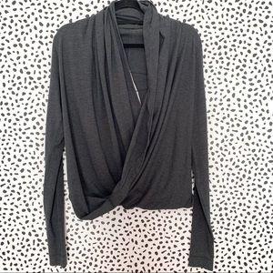 Lululemon | Iconic wrap dark gray 6